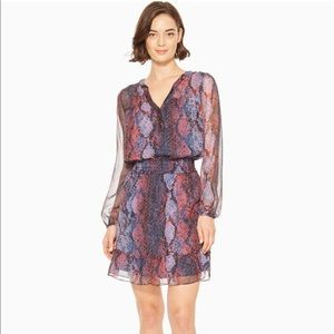 Parker Atticus Dress in Septentina Snake M NWT
